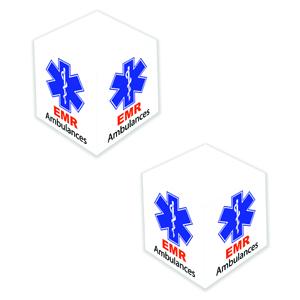 Cube Notes - (700 sheets/pad)