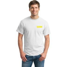 Gildan Ultra Blend 50/50 T-Shirt - White