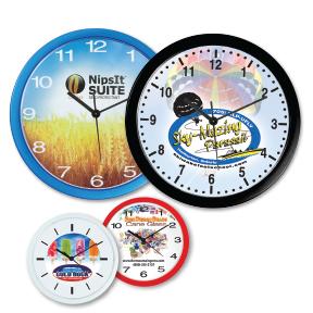 """10"""" Economy Wall Clock"""