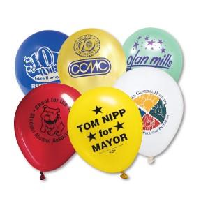 "Advertising Balloons - 9"""