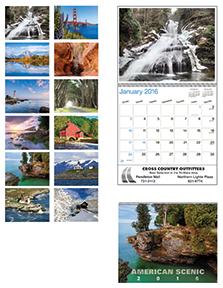 Calendar - American Scenic