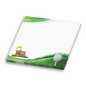 3M Post-it® Full Color Imprint Note Pad - 3x3
