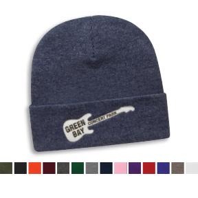 Knit Cap w/ Cuff