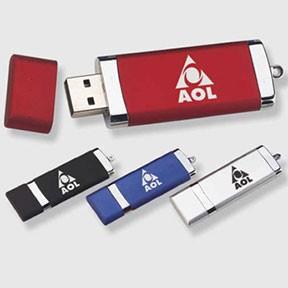 Traveler Flash Drive - 8 GB