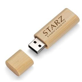Bamboo USB Drive 16GB