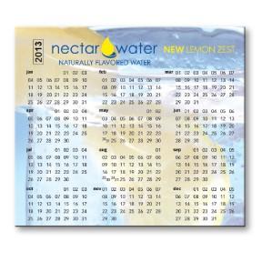 BIC Flexible Calendar Magnets - 30 mil