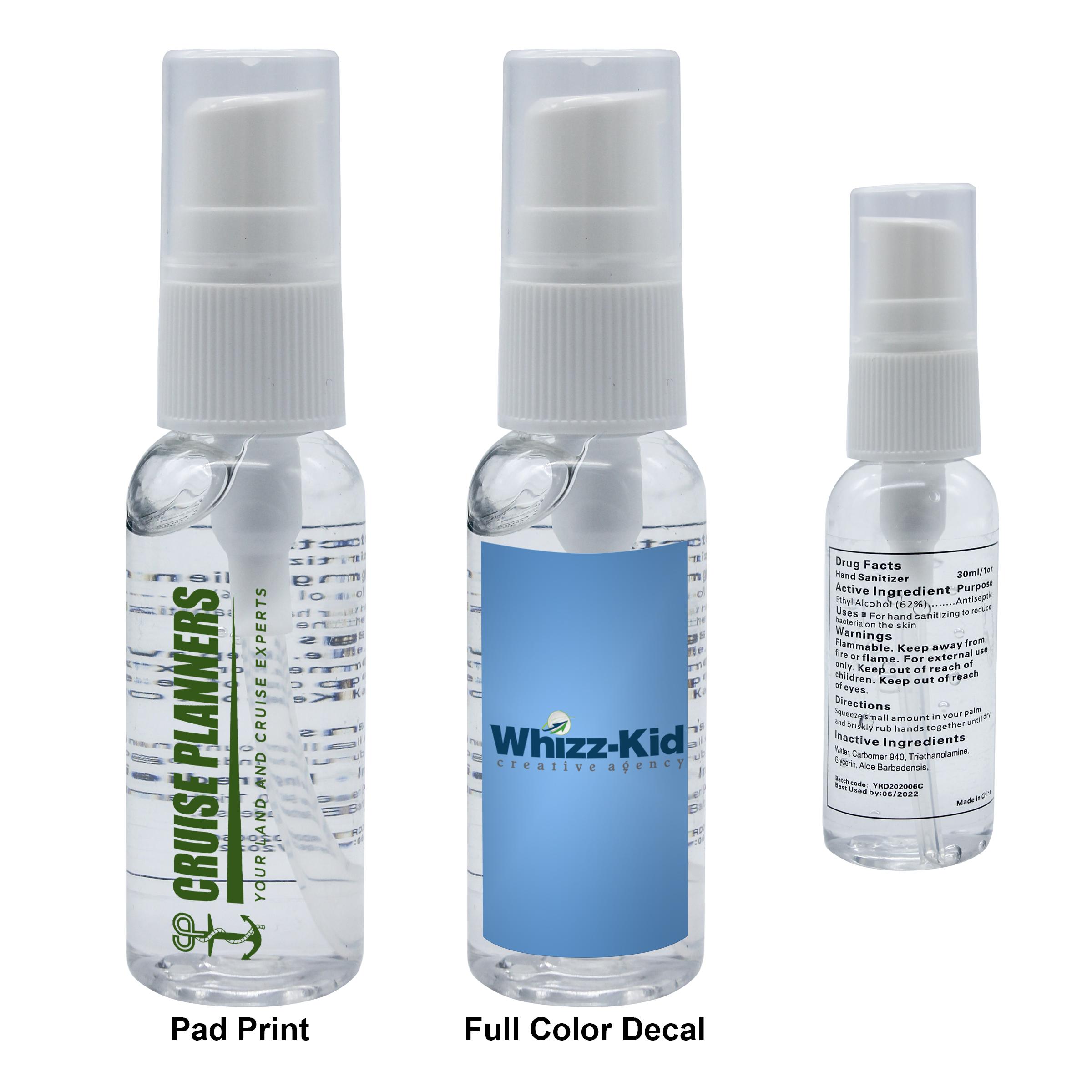 1 oz Hand Sanitizer