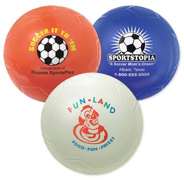 Mini Vinyl Soccer Ball