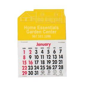 TEMPORARY FACTORY CLOSURE.... Press-N-Stick Calendars - House