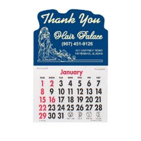 TEMPORARY FACTORY CLOSURE.... Press-N-Stick Calendars - Thank You
