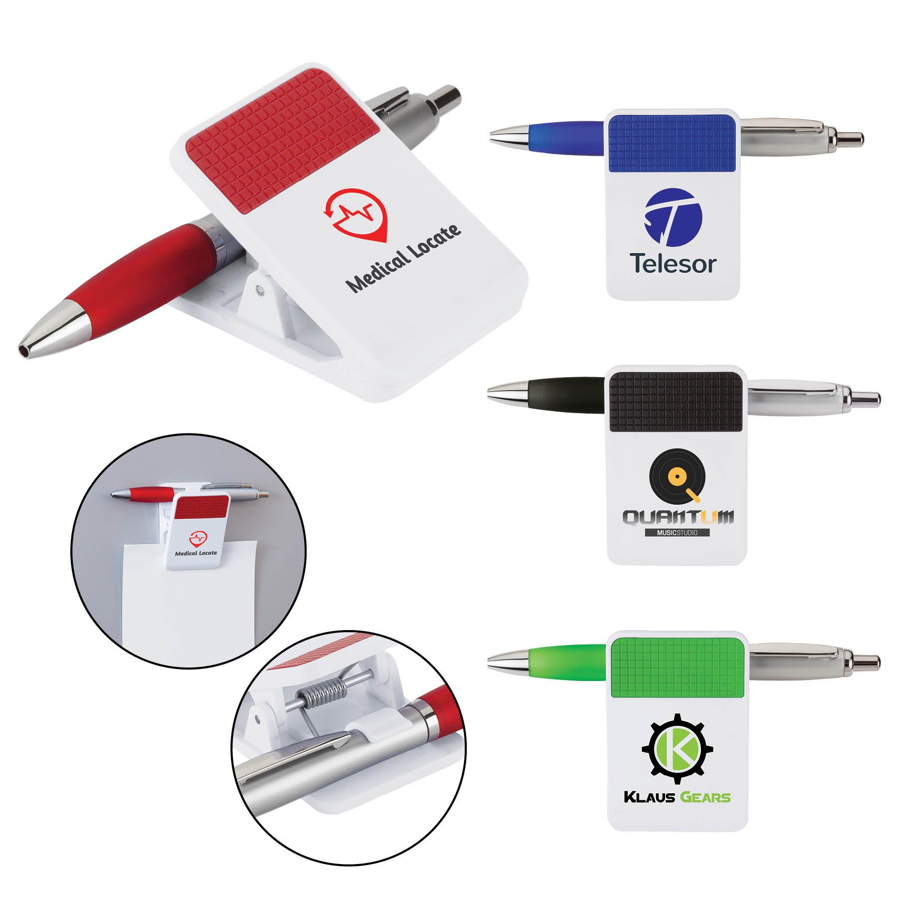Clipa II Fridge Memo / Chip Clip / Ballpoint Pen