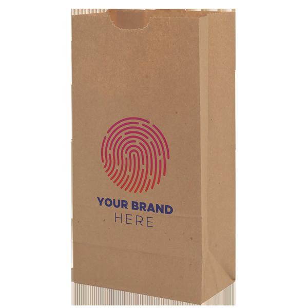 4.25Wx8.1875Hx2.375D SOS Full Color Paper Bag