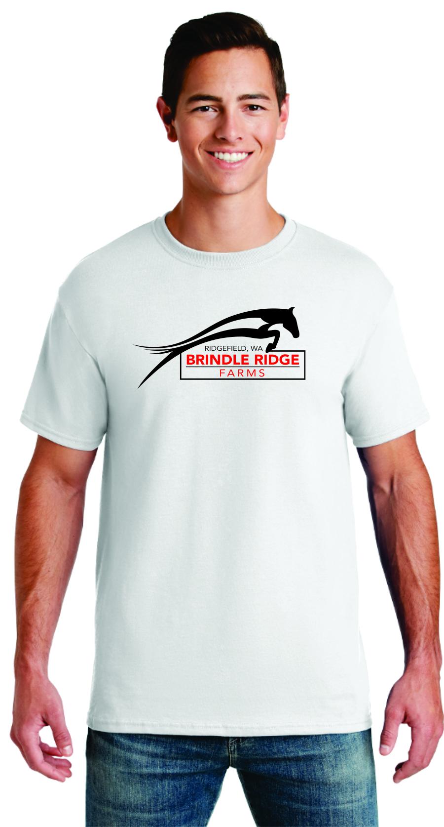 Jerzees Z Blend Heavyweight T-Shirt - White